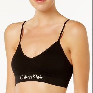 Calvin Klein Horizon Seamless Bralette